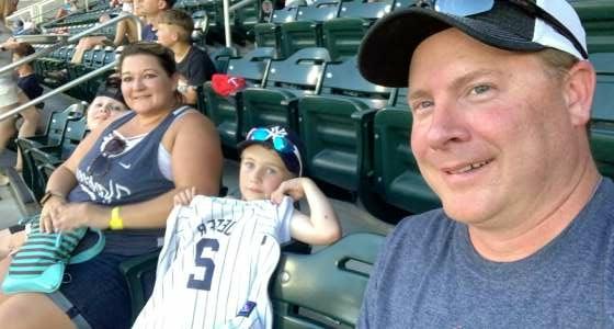 Brent Kraft attended Minnesota Twins vs. New York Yankees - MLB on Jun 8th 2021 via VetTix