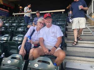 Greg Munson attended Minnesota Twins vs. New York Yankees - MLB on Jun 8th 2021 via VetTix
