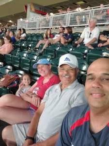 CARLOS attended Minnesota Twins vs. New York Yankees - MLB on Jun 8th 2021 via VetTix