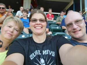 Andy K attended Minnesota Twins vs. New York Yankees - MLB on Jun 8th 2021 via VetTix