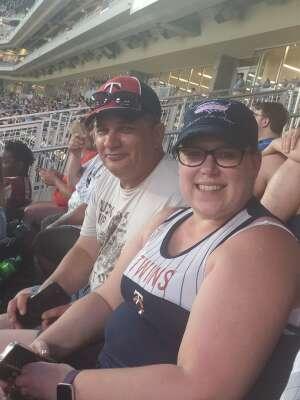 Mike Nelson  attended Minnesota Twins vs. New York Yankees - MLB on Jun 8th 2021 via VetTix