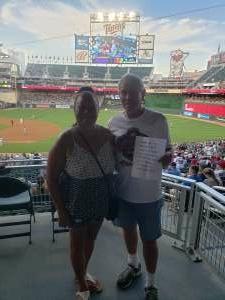 Gene attended Minnesota Twins vs. New York Yankees - MLB on Jun 8th 2021 via VetTix