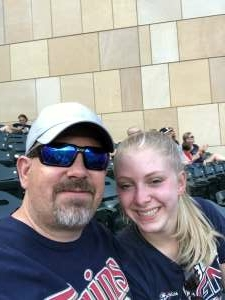 Matt attended Minnesota Twins vs. New York Yankees - MLB on Jun 8th 2021 via VetTix