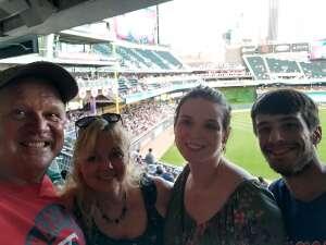 Johnny P attended Minnesota Twins vs. New York Yankees - MLB on Jun 8th 2021 via VetTix