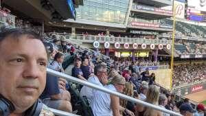 John m attended Minnesota Twins vs. New York Yankees - MLB on Jun 8th 2021 via VetTix