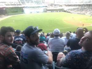 Robert attended Minnesota Twins vs. New York Yankees - MLB on Jun 8th 2021 via VetTix