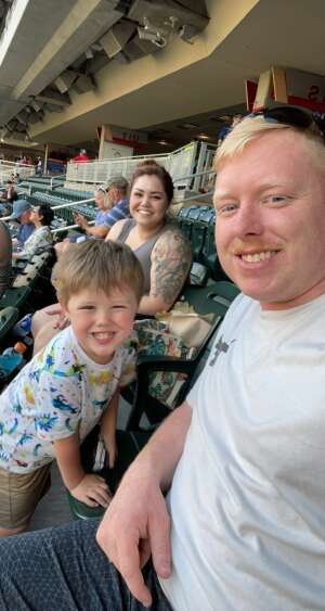 Craig attended Minnesota Twins vs. New York Yankees - MLB on Jun 8th 2021 via VetTix