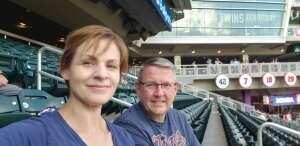 Joe attended Minnesota Twins vs. New York Yankees - MLB on Jun 8th 2021 via VetTix