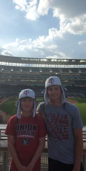 Mikey3rdb attended Minnesota Twins vs. New York Yankees - MLB on Jun 8th 2021 via VetTix