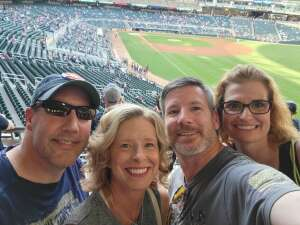 Tim attended Minnesota Twins vs. New York Yankees - MLB on Jun 8th 2021 via VetTix