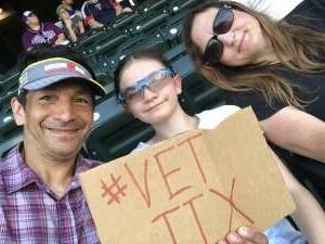 Stephen Tannen attended Minnesota Twins vs. New York Yankees - MLB on Jun 8th 2021 via VetTix