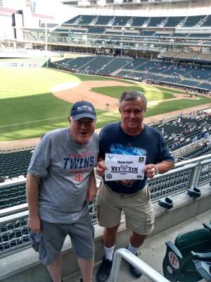 Click To Read More Feedback from Minnesota Twins vs. New York Yankees - MLB