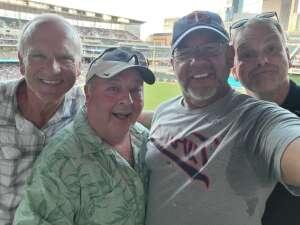 Pete Silva attended Minnesota Twins vs. New York Yankees - MLB on Jun 8th 2021 via VetTix
