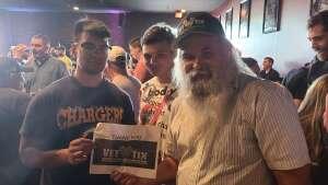 CageZilla attended CageZilla Fighting Championship 61 on Jun 26th 2021 via VetTix