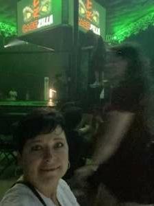 Jen attended CageZilla Fighting Championship 61 on Jun 26th 2021 via VetTix