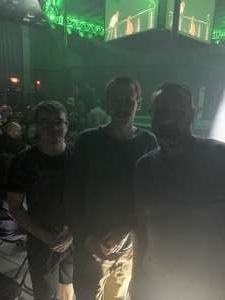 Paul Merritt  attended CageZilla Fighting Championship 61 on Jun 26th 2021 via VetTix