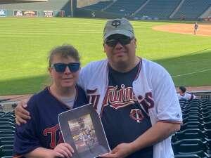 John attended Minnesota Twins vs. New York Yankees - MLB on Jun 9th 2021 via VetTix