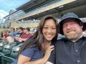 Duff attended Minnesota Twins vs. New York Yankees - MLB on Jun 9th 2021 via VetTix