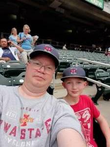 Jonathan attended Minnesota Twins vs. New York Yankees - MLB on Jun 9th 2021 via VetTix