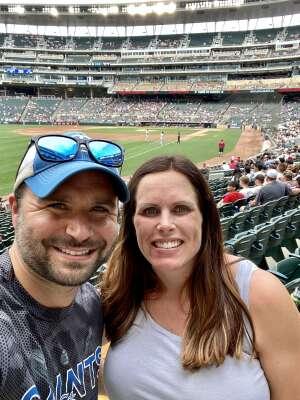 Justine attended Minnesota Twins vs. New York Yankees - MLB on Jun 9th 2021 via VetTix