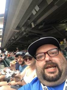 Robert attended Minnesota Twins vs. New York Yankees - MLB on Jun 9th 2021 via VetTix