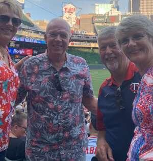 Dginter attended Minnesota Twins vs. New York Yankees - MLB on Jun 9th 2021 via VetTix