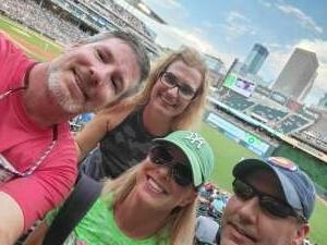 Tim attended Minnesota Twins vs. New York Yankees - MLB on Jun 9th 2021 via VetTix