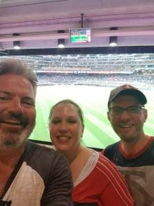 Joe attended Minnesota Twins vs. New York Yankees - MLB on Jun 9th 2021 via VetTix