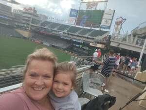 Sherry attended Minnesota Twins vs. New York Yankees - MLB on Jun 9th 2021 via VetTix