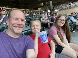BrianK attended Minnesota Twins vs. New York Yankees - MLB on Jun 10th 2021 via VetTix