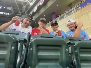 Jodi Ramirez attended Minnesota Twins vs. New York Yankees - MLB on Jun 10th 2021 via VetTix