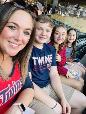 Korkki attended Minnesota Twins vs. New York Yankees - MLB on Jun 10th 2021 via VetTix