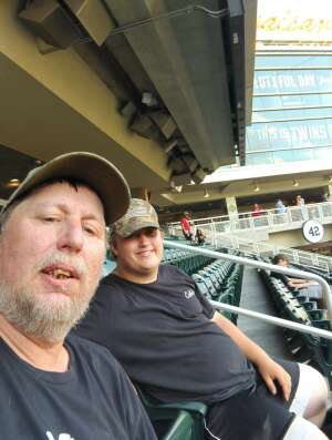 Steve attended Minnesota Twins vs. New York Yankees - MLB on Jun 10th 2021 via VetTix