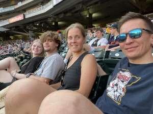 Cg attended Minnesota Twins vs. New York Yankees - MLB on Jun 10th 2021 via VetTix