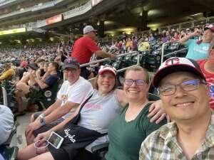 Bill attended Minnesota Twins vs. New York Yankees - MLB on Jun 10th 2021 via VetTix