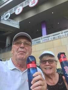 Mike attended Minnesota Twins vs. New York Yankees - MLB on Jun 10th 2021 via VetTix