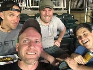 John attended Minnesota Twins vs. New York Yankees - MLB on Jun 10th 2021 via VetTix