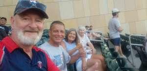 James attended Minnesota Twins vs. New York Yankees - MLB on Jun 10th 2021 via VetTix