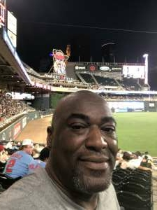 Senior Chief Brown attended Minnesota Twins vs. New York Yankees - MLB on Jun 10th 2021 via VetTix