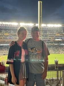 Jeff D attended Minnesota Twins vs. New York Yankees - MLB on Jun 10th 2021 via VetTix