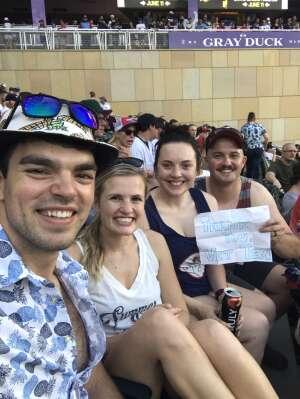 Nate attended Minnesota Twins vs. New York Yankees - MLB on Jun 10th 2021 via VetTix