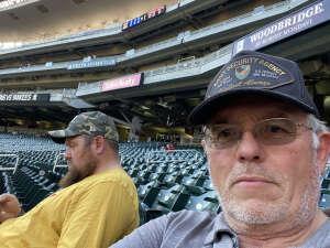 Jim U attended Minnesota Twins vs. New York Yankees - MLB on Jun 10th 2021 via VetTix