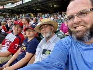 Go Twins! attended Minnesota Twins vs. New York Yankees - MLB on Jun 10th 2021 via VetTix