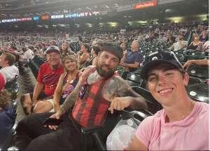 Mike Reindl  attended Minnesota Twins vs. New York Yankees - MLB on Jun 10th 2021 via VetTix