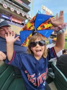 Tom attended Minnesota Twins vs. Houston Astros - MLB on Jun 11th 2021 via VetTix