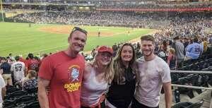Anna attended Minnesota Twins vs. Houston Astros - MLB on Jun 11th 2021 via VetTix