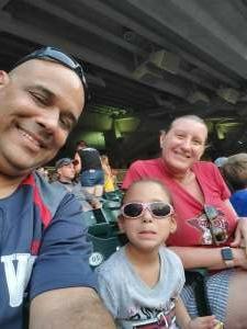 Wrench attended Minnesota Twins vs. Houston Astros - MLB on Jun 11th 2021 via VetTix