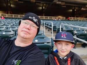 Jonathan attended Minnesota Twins vs. Houston Astros - MLB on Jun 11th 2021 via VetTix