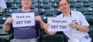 Randyvalt attended Minnesota Twins vs. Houston Astros - MLB on Jun 11th 2021 via VetTix