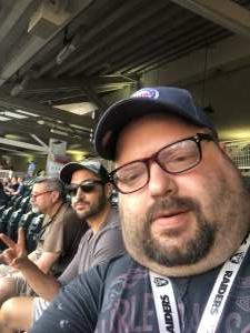 Robert attended Minnesota Twins vs. Houston Astros - MLB on Jun 11th 2021 via VetTix